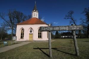 Kirche in Dannenwalde